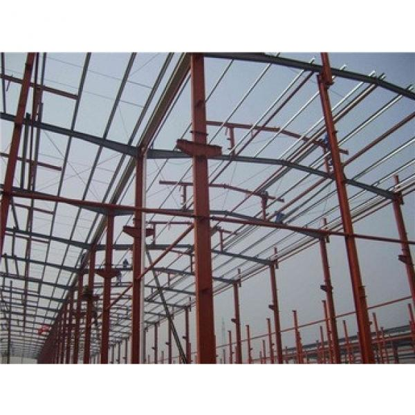 Fast Install Practical Designed Factory Workshop Steel Structure Industrial Building #1 image