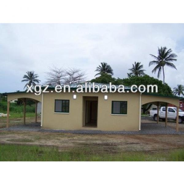 Family Living Prefabricated House Buildings/Steel Villa #1 image