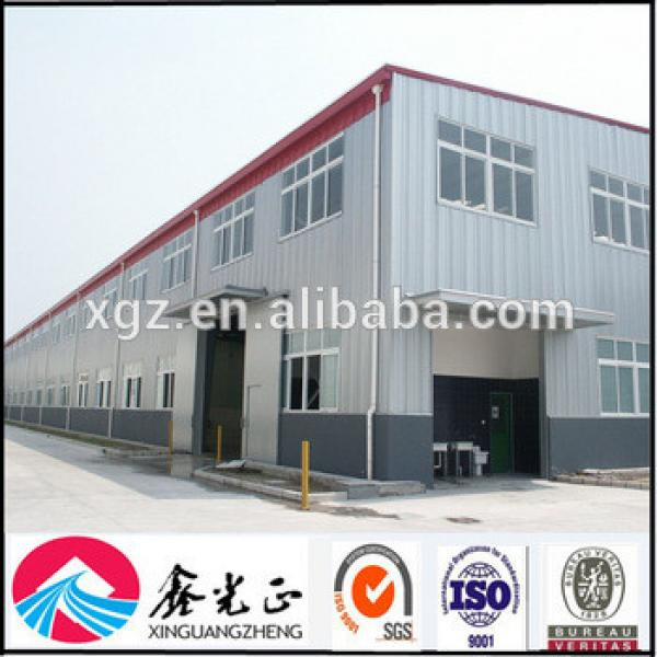 Light steel structure pre fabricated warehouse #1 image