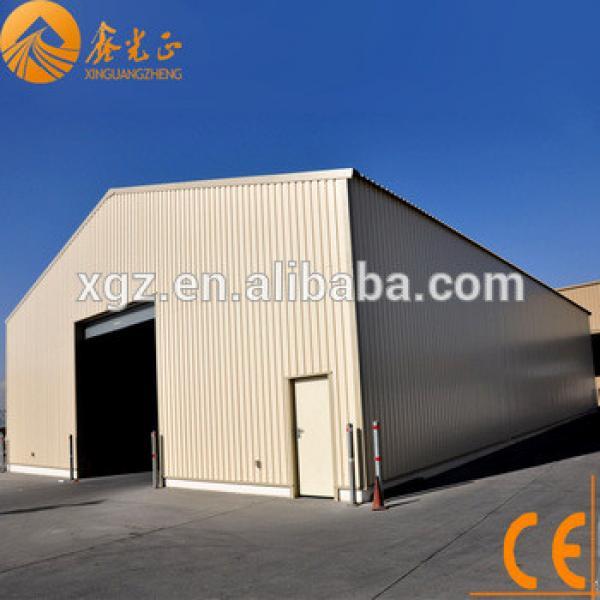 Light frame building design/metal construction steel structure material warehouse #1 image