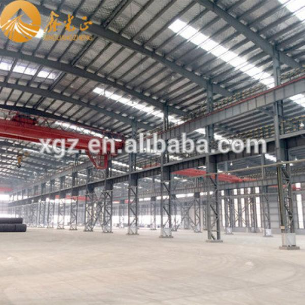 Steel structure buildings warehouse workshop made from structure steel #1 image