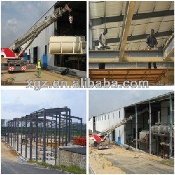 workshop/warehouse/building used steel sheds #1 image