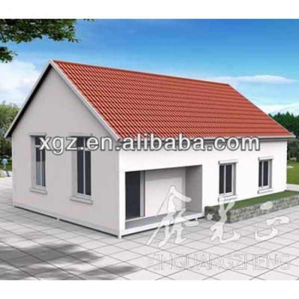 Low cost easy assemble prefab house living quarters for staff and workers #1 image
