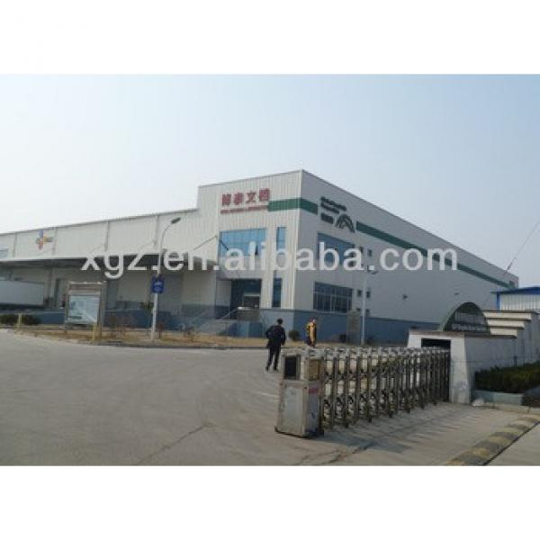 light steel structure house for building/workshop/warehouse #1 image