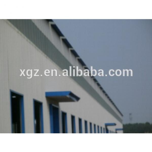 Large scale prefabr steel workshop for hot sale #1 image