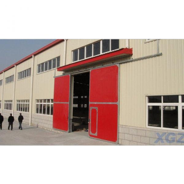 Prefabricated high rise steel structure agricultural building #1 image