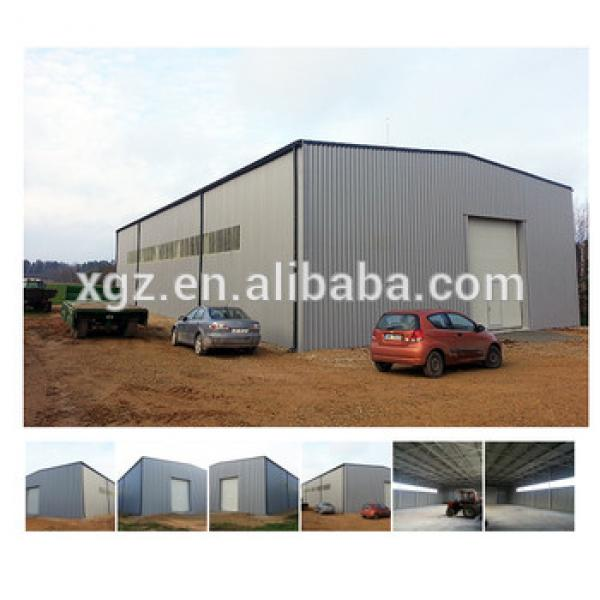 Professional fabricated light steel frame warehouse construction #1 image
