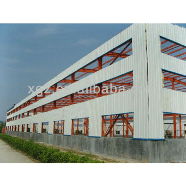 easy assembled prefabricated building steel frame,metal frame manufacturer #1 image