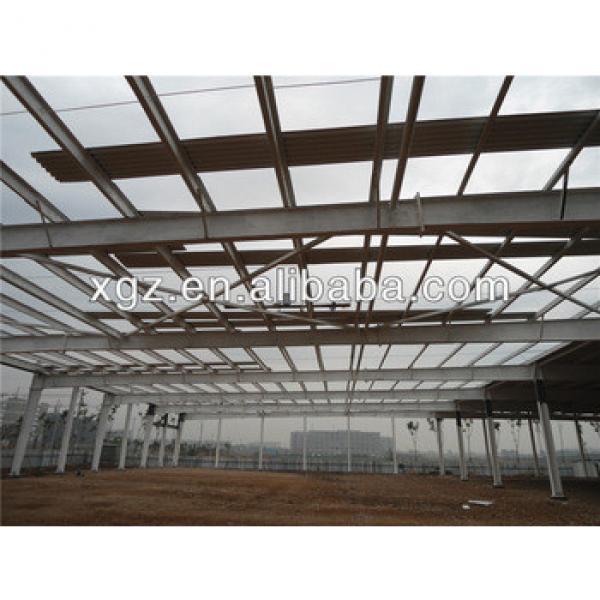 prefab metal garage buildings workshop and warehouse construction #1 image