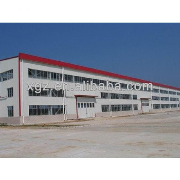 fabricated Steel Building for workshop/warehouse #1 image