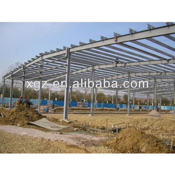 portal frame building cheap warehouse for sale china steel structure #1 image