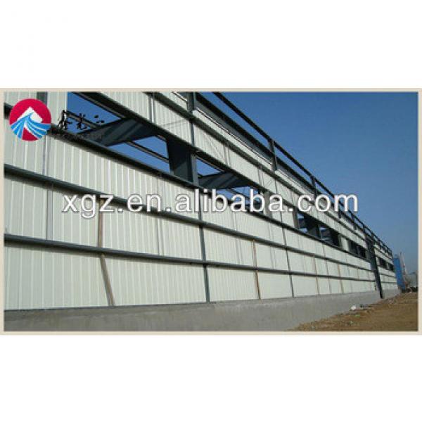 Eco-Friendly Steel Structure Warehouse/ Workshop/Prefab House #1 image