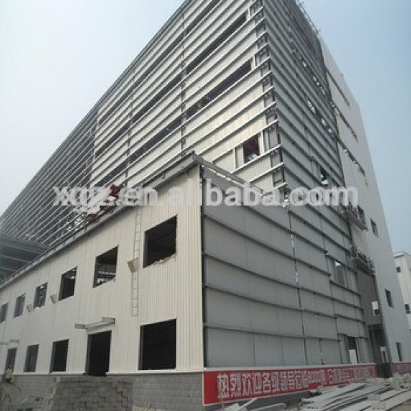 pakistan cheap prefabricated corrugated steel buildings #1 image