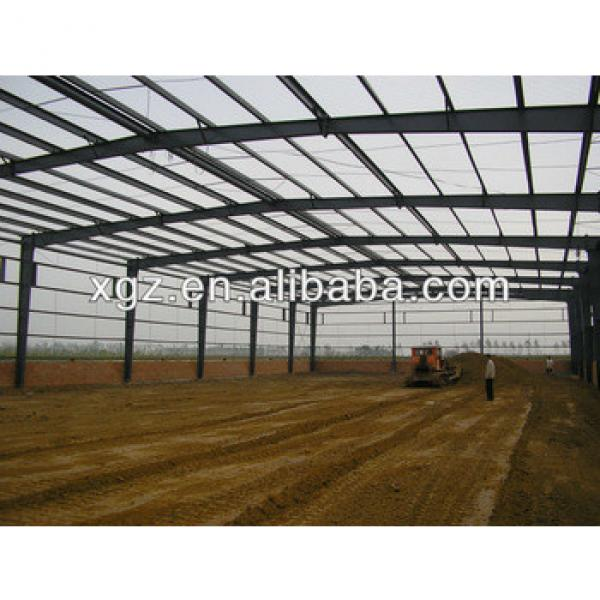 steel structure factory building heavy sheet metal fabrication #1 image
