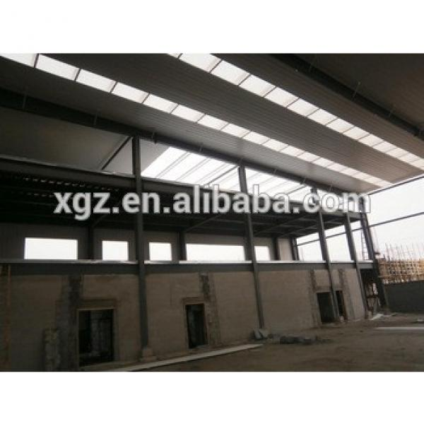 classic high quality steel frame structure for quality warehouse #1 image