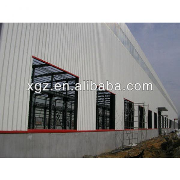 light steel structure factory building #1 image