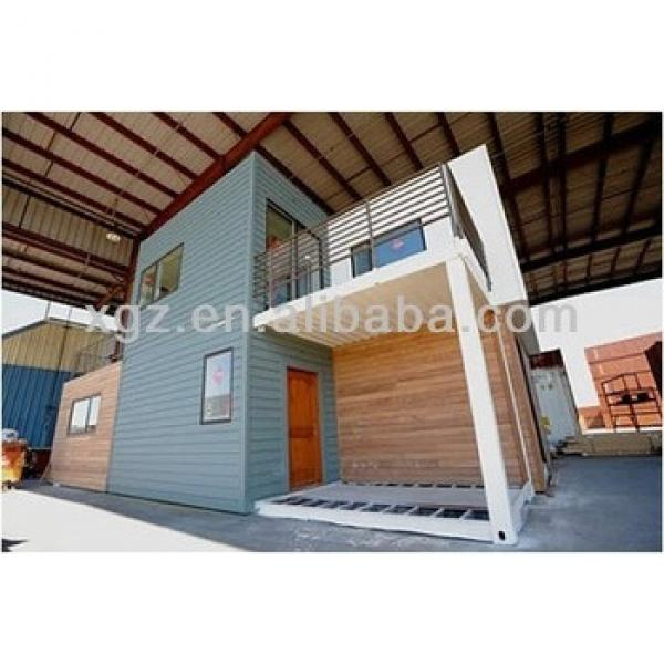 Designed portable prefab house for container house #1 image