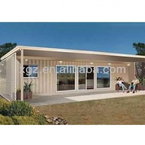 easy assembly modern modular home #1 image