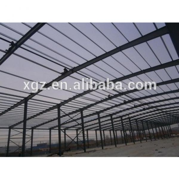 steel structure office gymnasium design #1 image