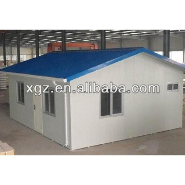 Sandwich panel steel structure prefabricated home #1 image