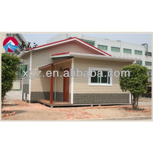 turnkey prefabricated house #1 image