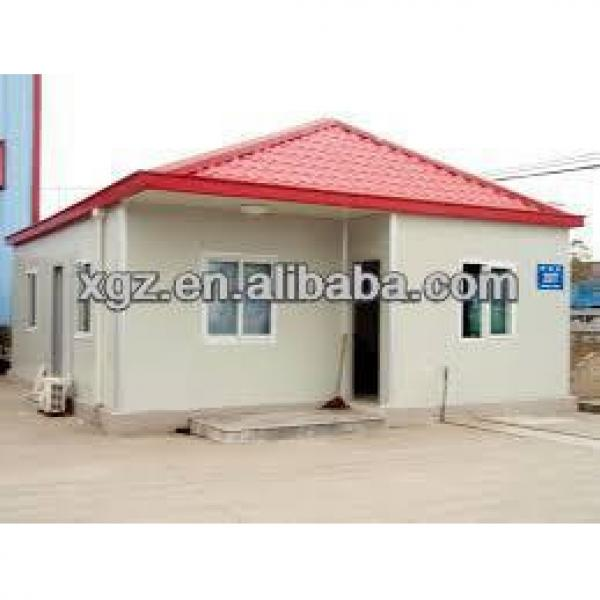 temporary prefabricated house for Angola #1 image