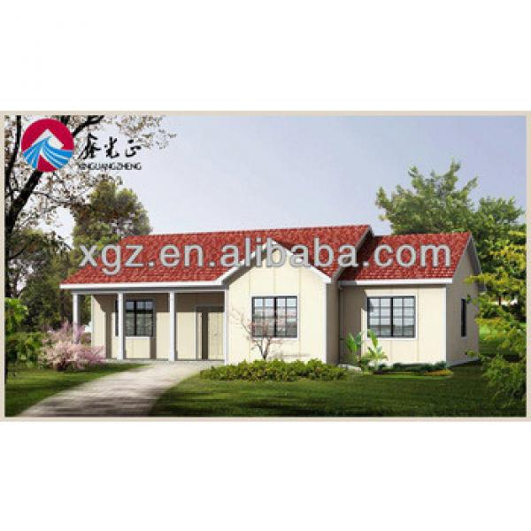 angola temporary house prefabricated building #1 image