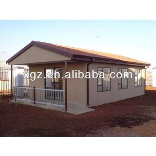 color steel sandwich panel prefabricated house #1 image