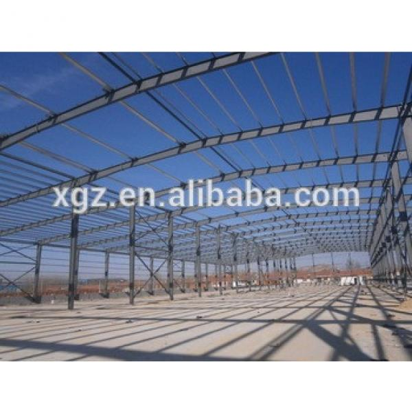 steel structure warehouse factory building design #1 image