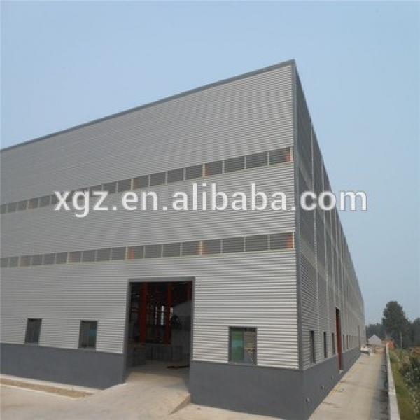 steel structure warehouse building in Dubai #1 image