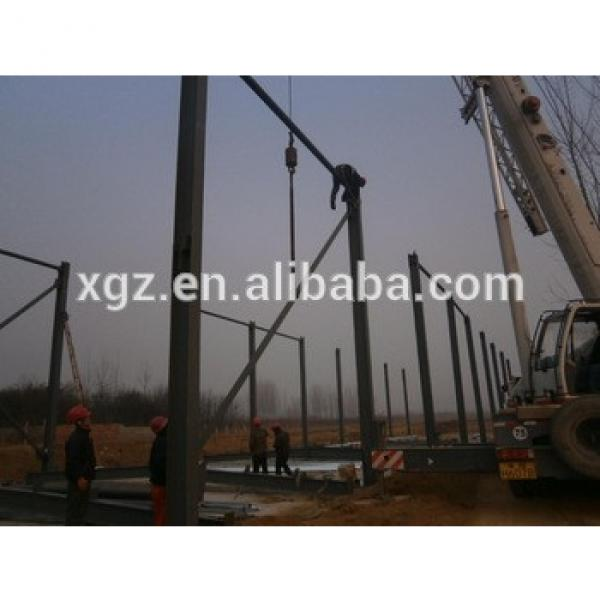 building steel structural steel frame workshop low cost school building projects #1 image