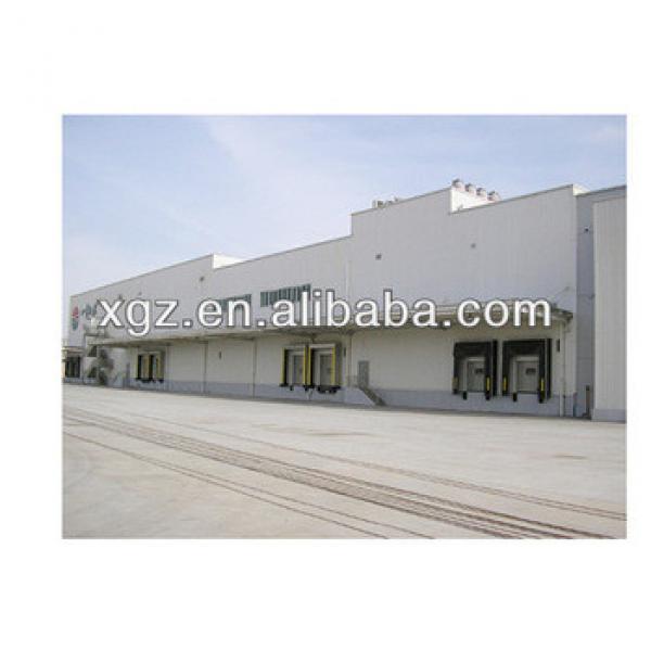 prefab light steel house builders warehouse #1 image
