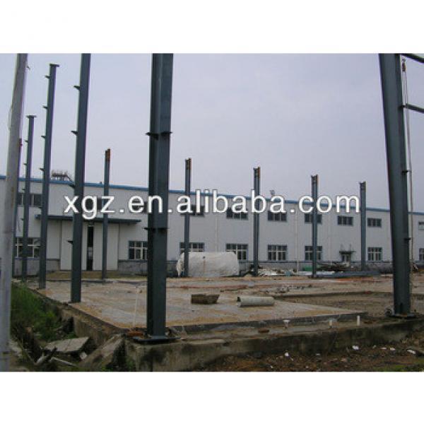 prefabricated steel sheet metal garage #1 image
