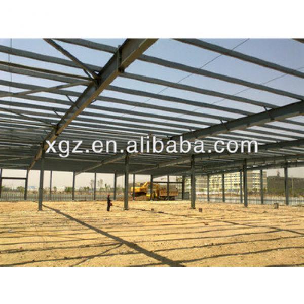 metal garage buildings steel frame workshop steel hall #1 image