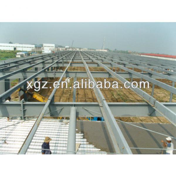 steel workshop designs qingdao warehouse #1 image