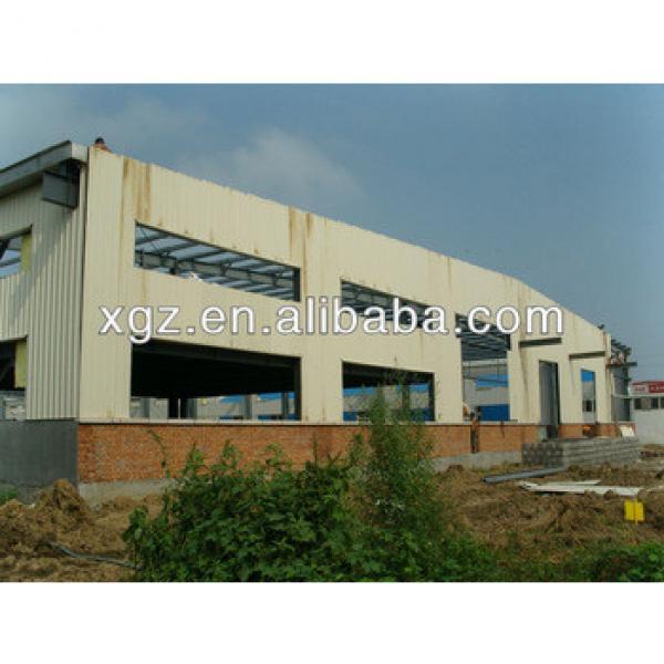 metal building garage warehouse layout design plant #1 image