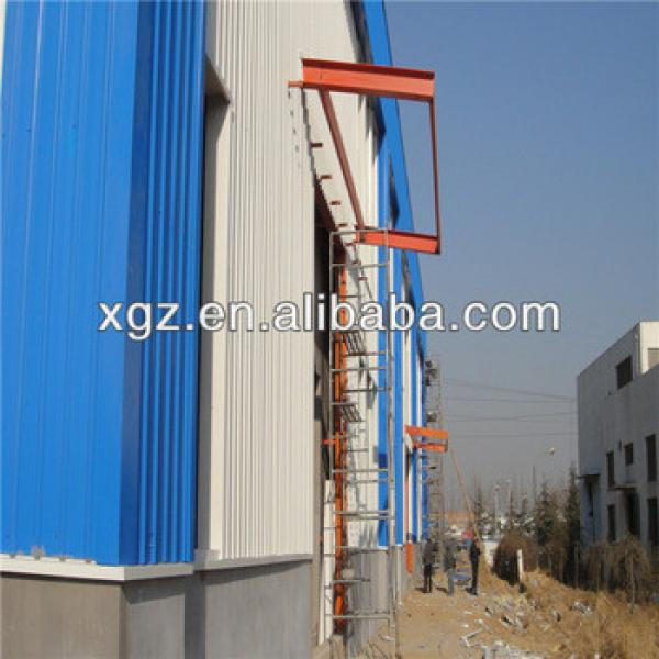 light steel thin-walled structures steel structure with bracing #1 image