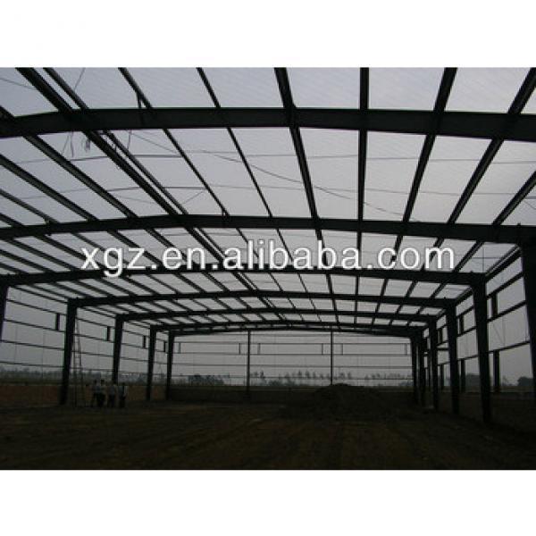 sheds prefabricated for Australia portal frame shed with crane #1 image