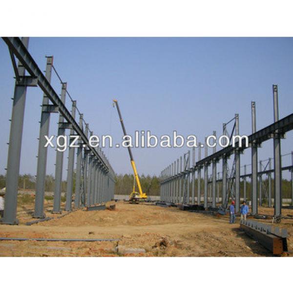 prefab warehouses steel frame aircrafr hangar #1 image