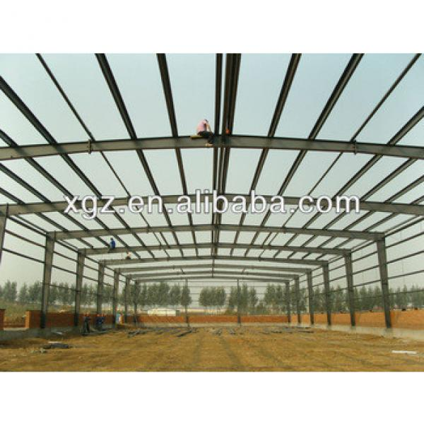 steel structure pre fabricated building metal warehouse/building #1 image
