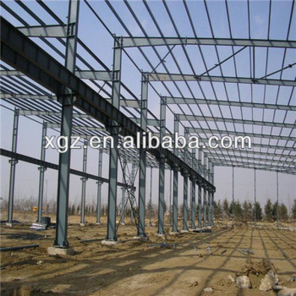 mozambique construction steel warehouse design prefab warehouse #1 image