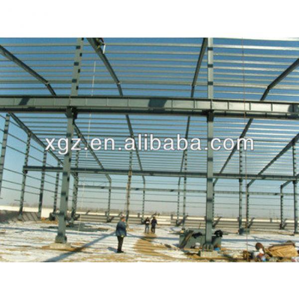 low cost prebuilt modular warehouse building design #1 image