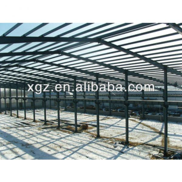 quickly assemble light steel structure warehouse building plans #1 image