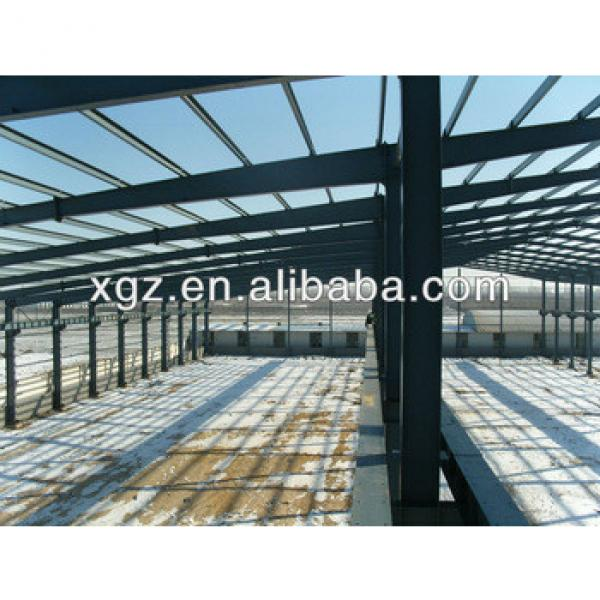 steel structure awning for warehouse/factory #1 image