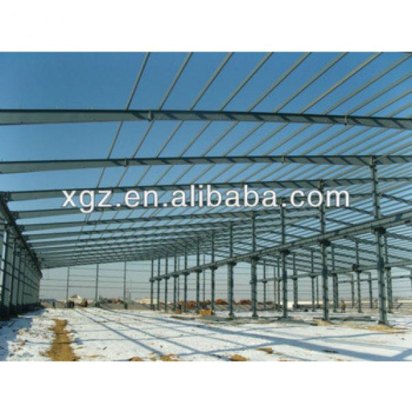 steel structure auto parts warehouse #1 image