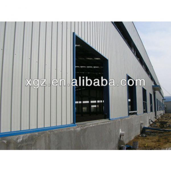 pre fabricated steel building #1 image