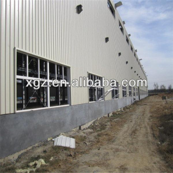 steel structure cowshed small prefabricated storage shed #1 image