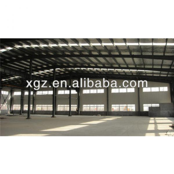 metallic structures for warehouse #1 image
