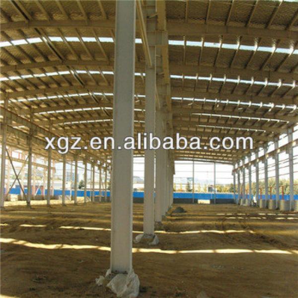 structural steel beam prefabricated workshop building warehouse layout design #1 image