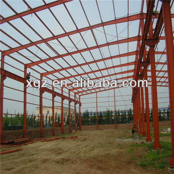 type of steel structures steel structure manufacture metal rafters #1 image